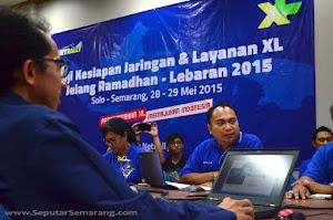 Uji Jaringan & Layanan XL Jelang Ramadhan – Lebaran 2015
