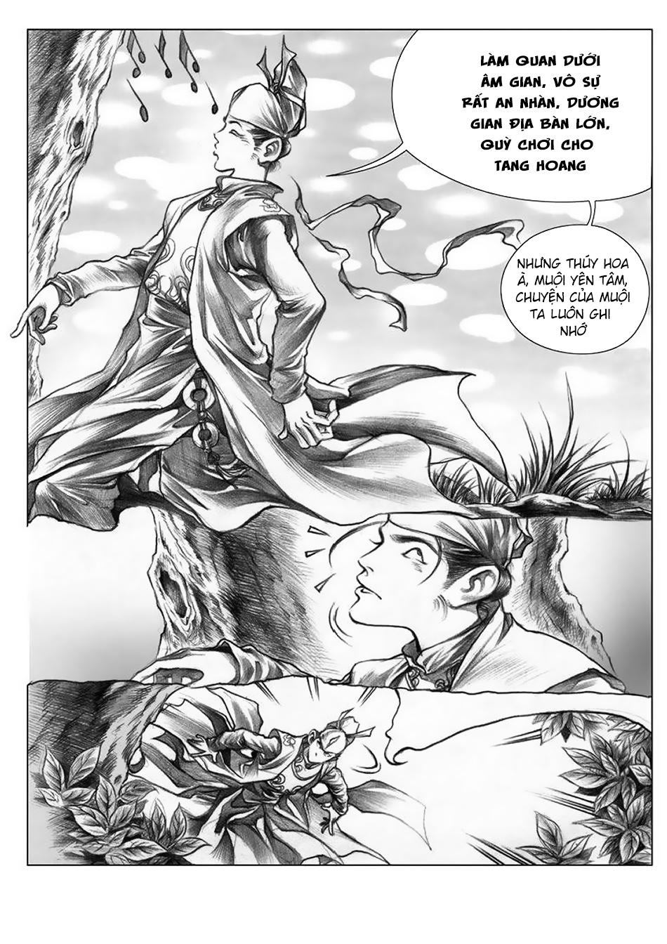 Chung Quỳ Truyền Kỳ Chapter 2 - Hamtruyen.vn