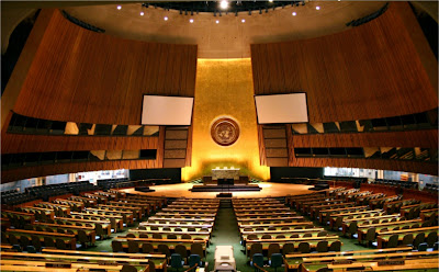 UN Vote on Syria Reflects Changing Battlefield  UNGA