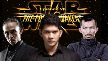 Peran Iko Uwais Yayan Ruhiyan Cecep Arif Rahman Di Star wars