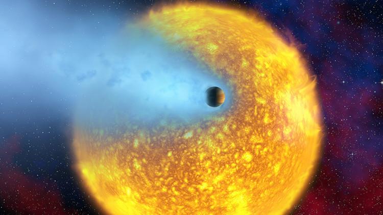 """Los """"Júpiter calientes"""" son planetas que tienen al menos un tercio de la superficie de Júpiter."""