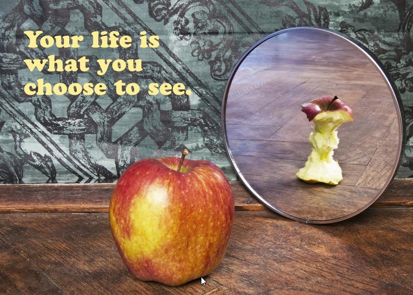 Rahasia Sebuah Cermin - The Secret of Mirror