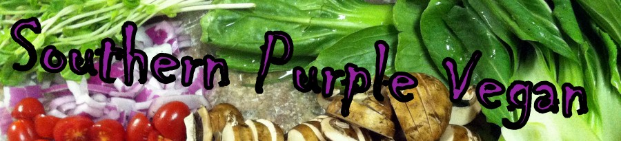 Southern Purple Vegan