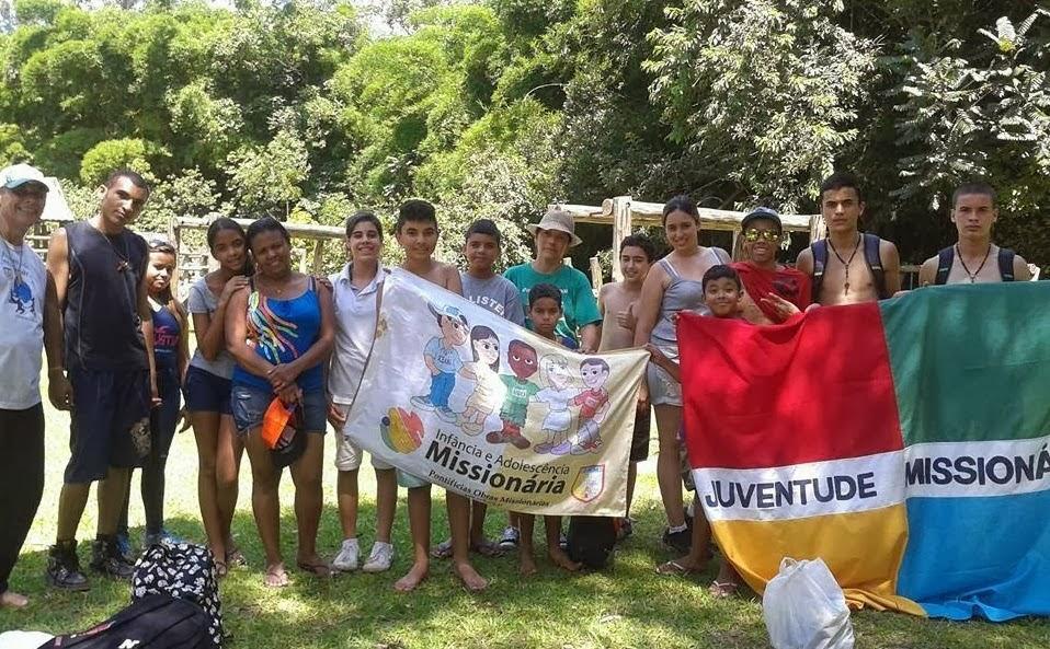 IAM e JM da Diocese de Guarulhos (SP) realizam trilha