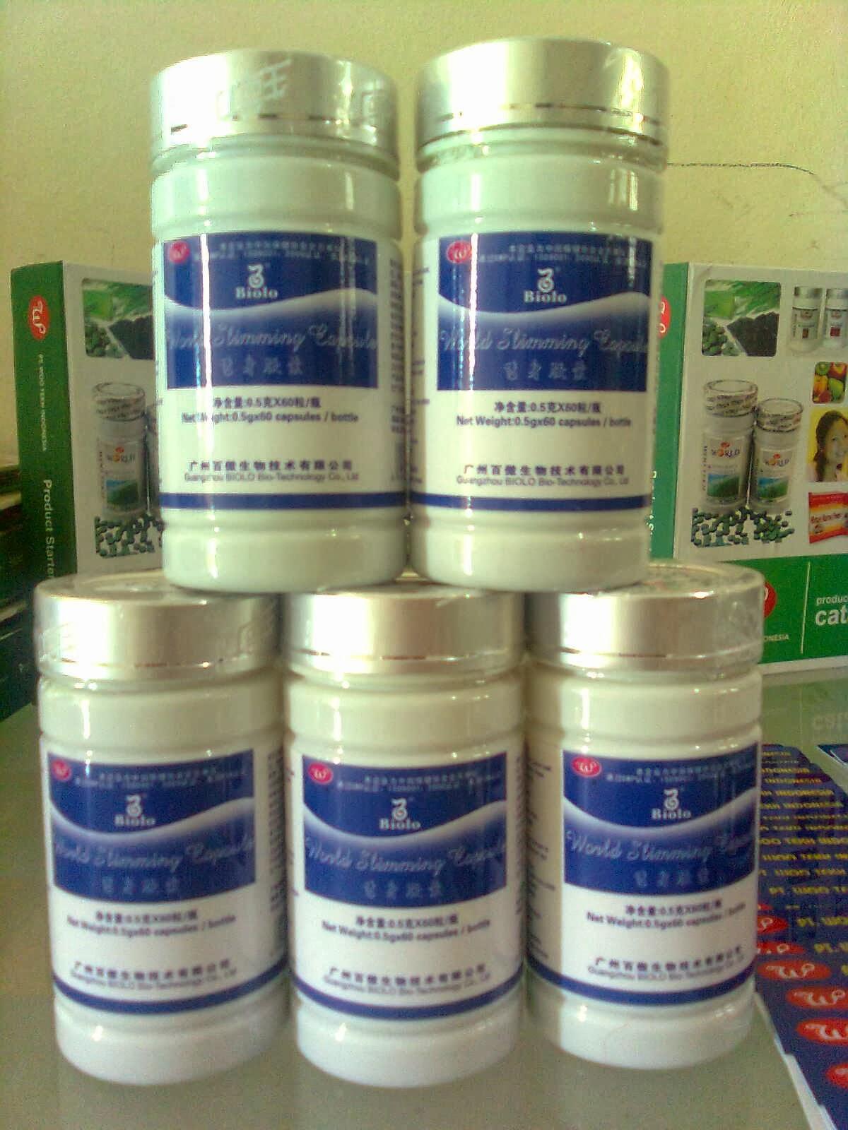 WSC Obat Pelangsing Herbal Cepat dan Ampuh