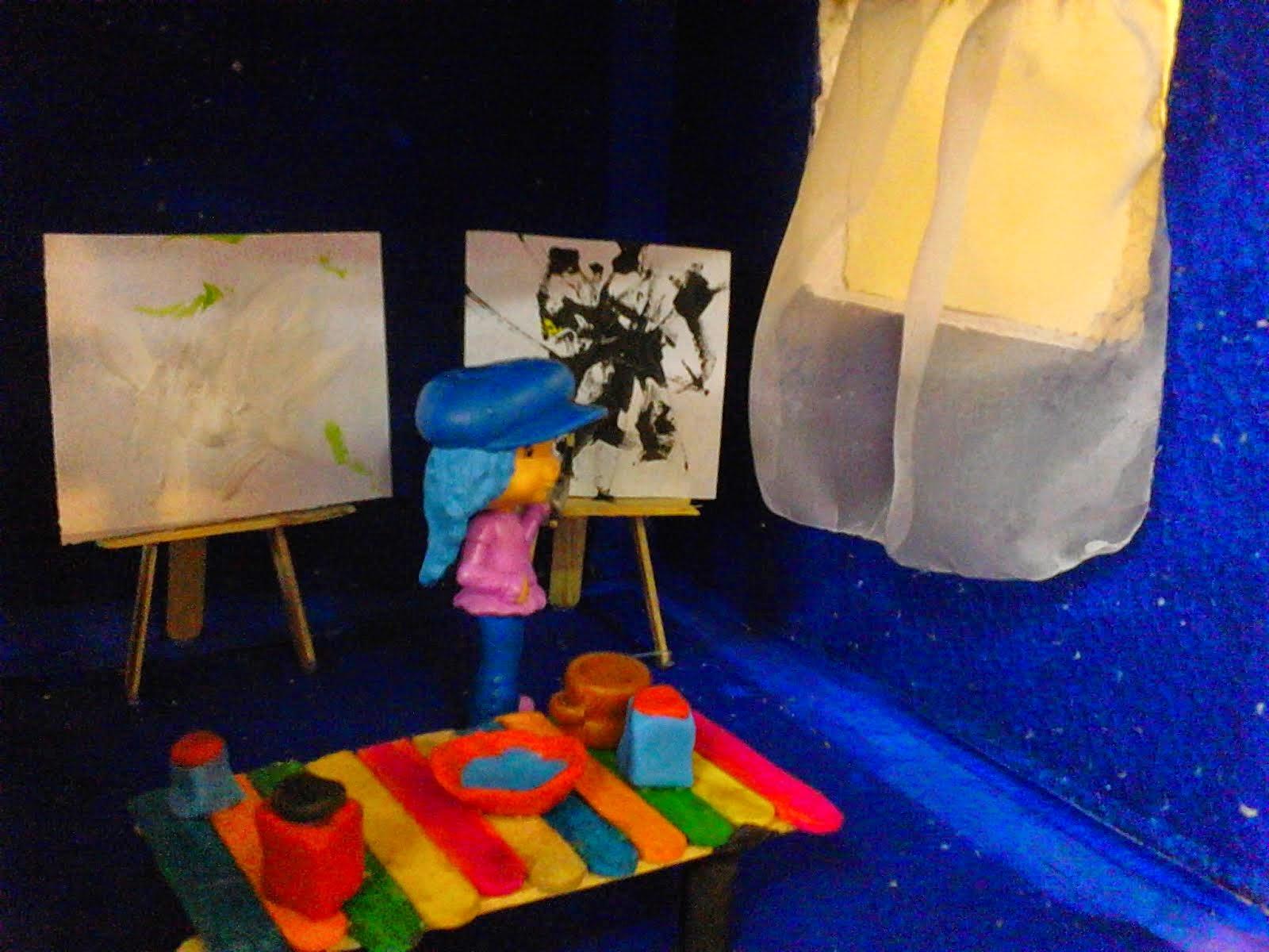 Sueños de talleres de arte propios.