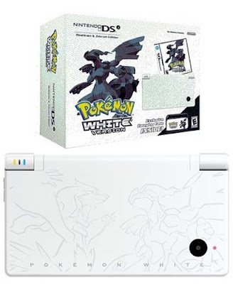 DSi Pokemon Limited Edition