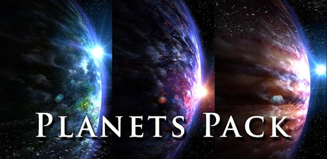 Planets Pack v1.6 APK