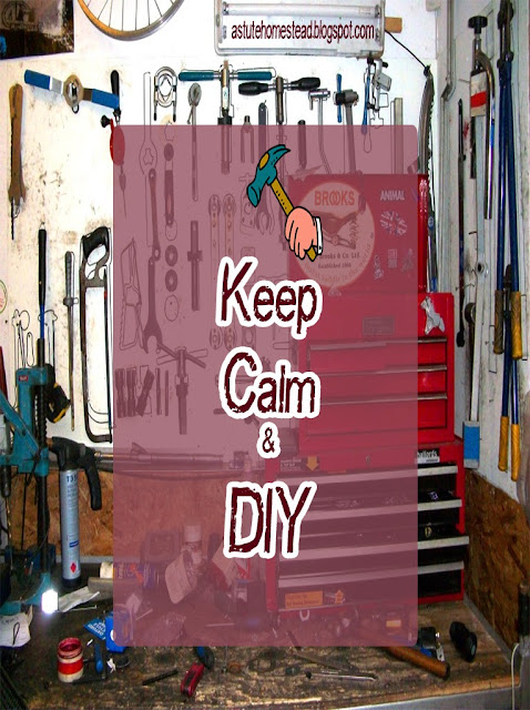 Keep Calm and DIY