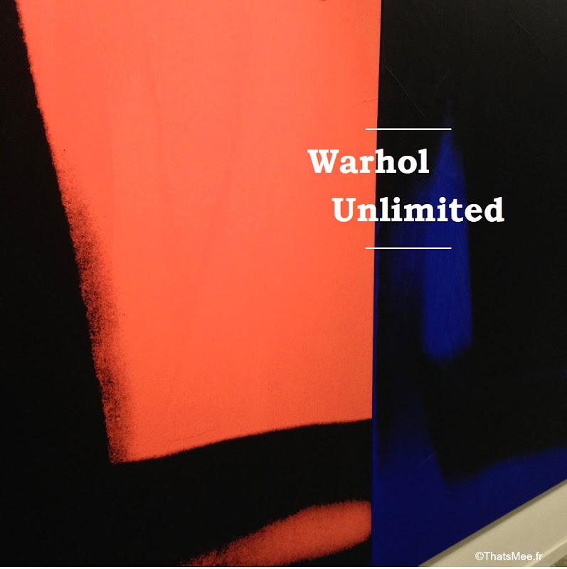 expo warhol shadows 108 oeuvres musee art moderne paris palais Tokyo 2015