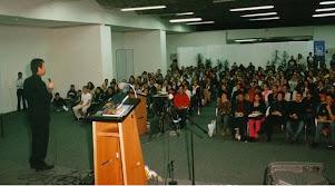 Conferencia de la OIDI en la Embajada de Venezuela en Montevideo