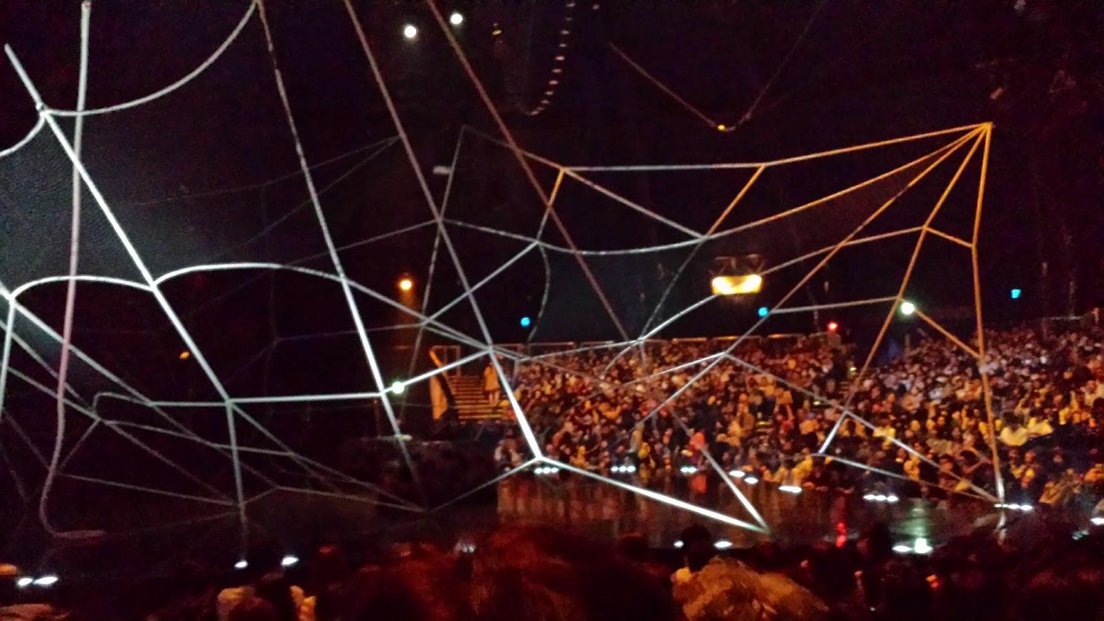 cirque du soleil, ovo, tokyo, japan, circus, stage