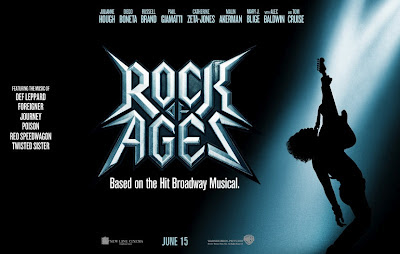 Rock of Ages Filme Canção