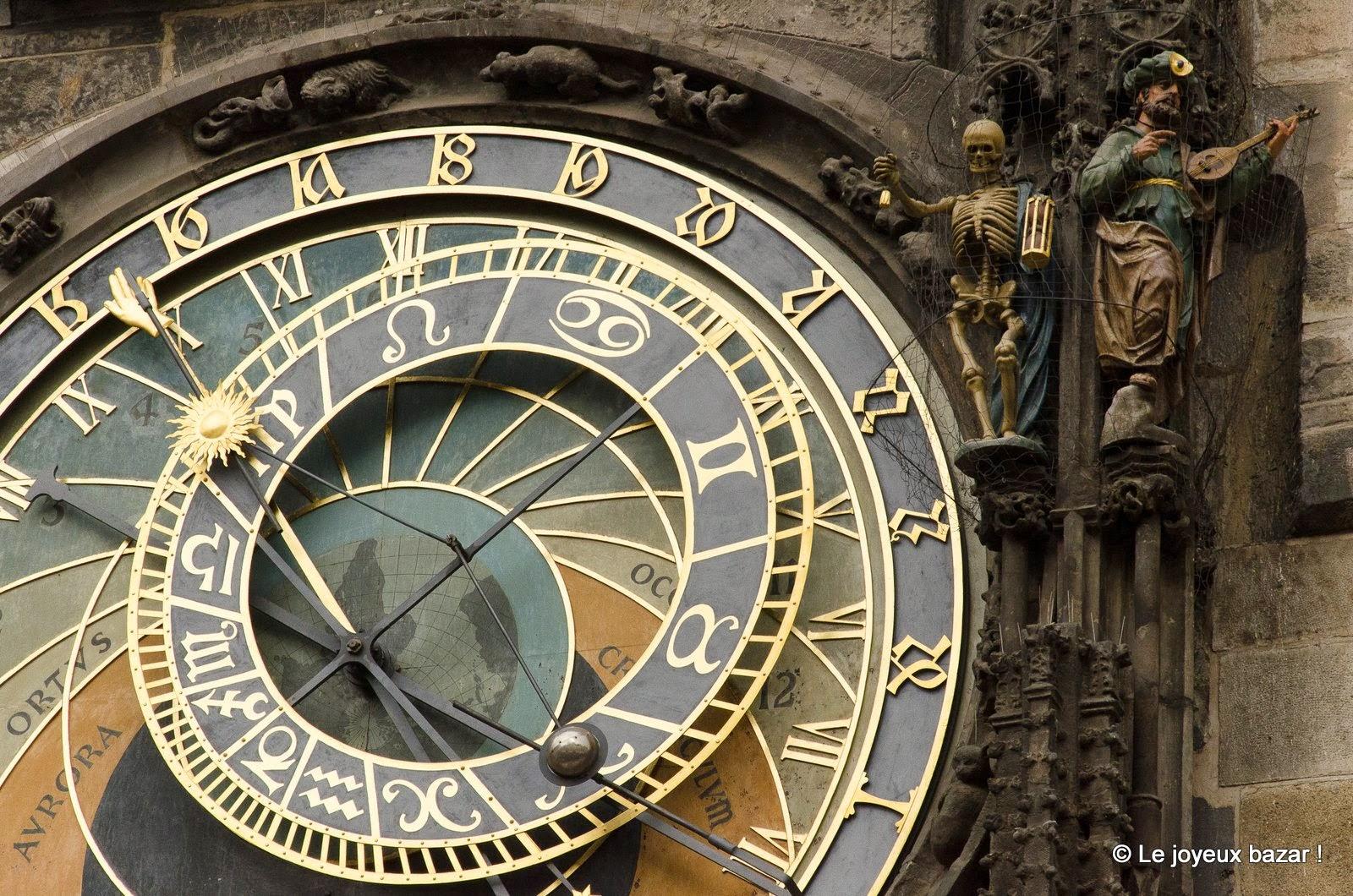 2 jours a Prague-horloge astronomique