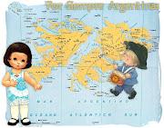 Islas Malvinas Argentinas . Himno . letra y música para descargar malvinas siempre argentinas web silvita