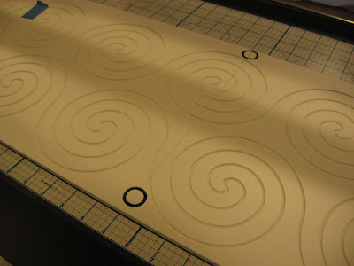 Long Arm Quilting ~ Perfect Swirlies
