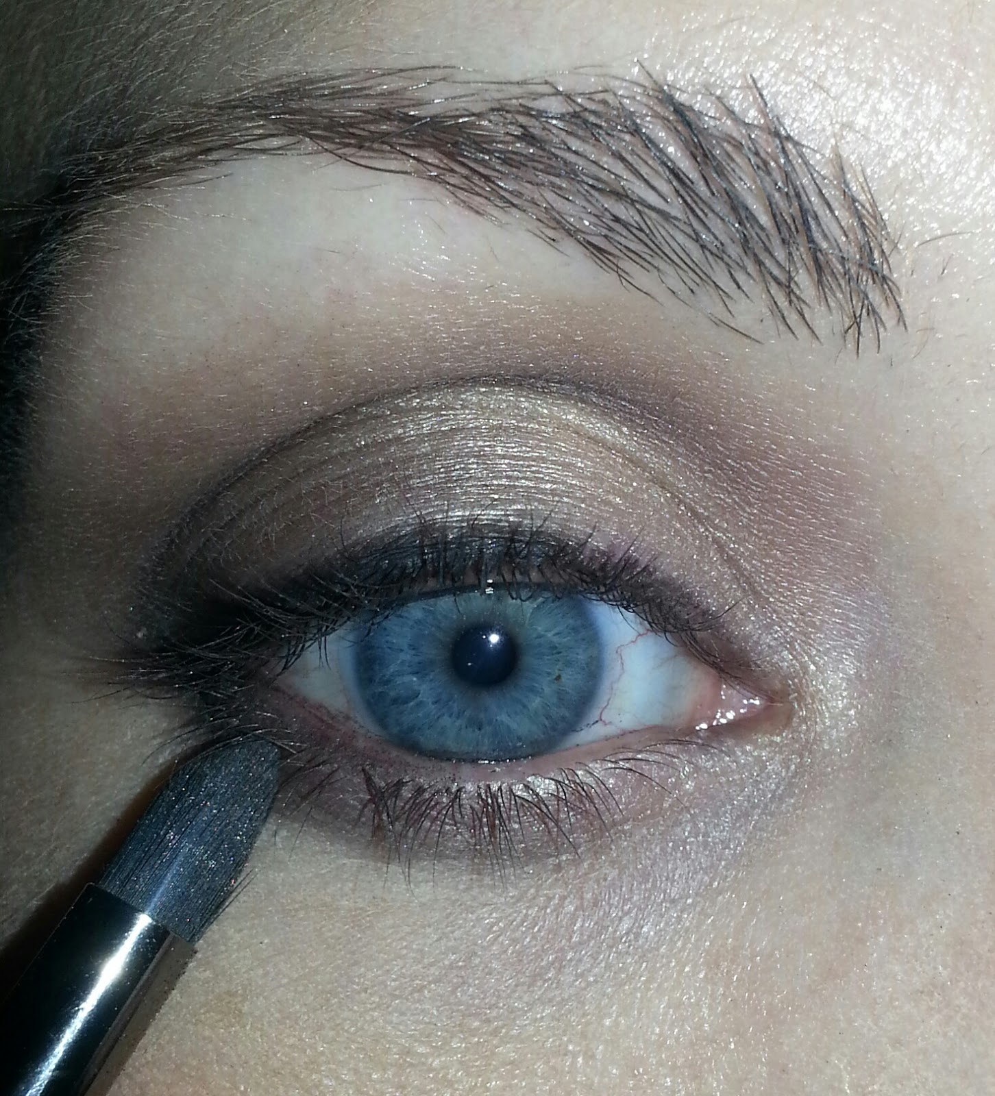 Makeup Matters Makeup For Mature Eyes Using Naked 2 Palette