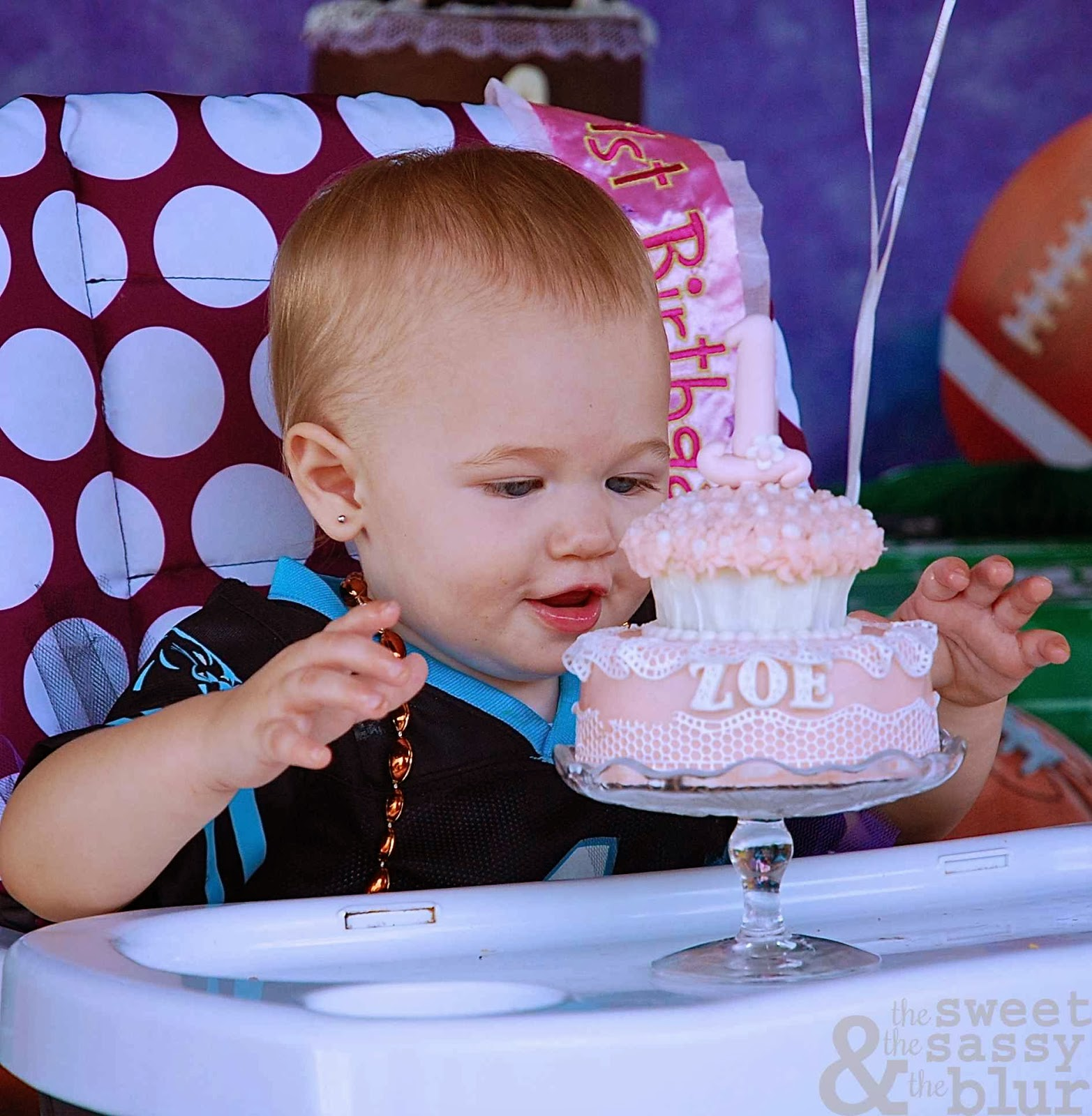 Eating Massive Amounts Of Birthday Cake