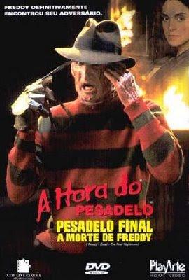 Capa - A Hora do Pesadelo 6 : Pesadelo Final – A Morte de Freddy