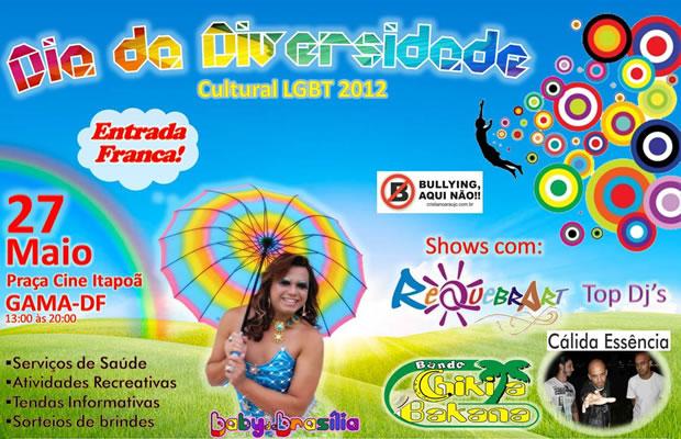 dia da diversidade cultural LGBT (Foto: Divulgação)