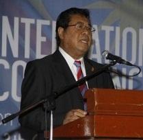 Menteri Besar Selangor, Tan Sri Khalid Ibrahim