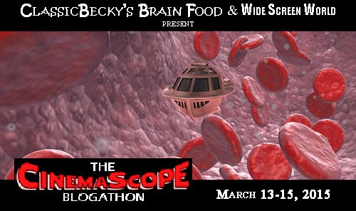 THE CINEMASCOPE BLOGATHON is coming in March!
