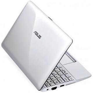 Asus Eee PC 1015B - White