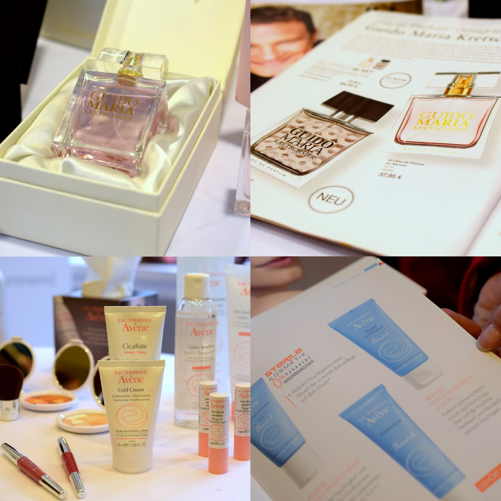 Beautypress Oktober 2015 Eventbericht Avene und LR Beauty