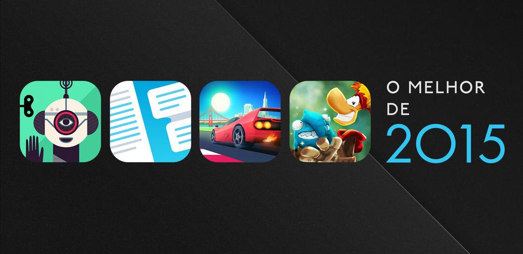 O melhor de 2015 na App Store