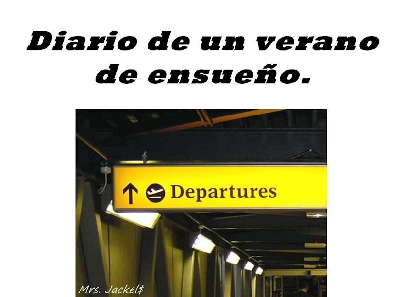 Diario de un verano de ensueño.