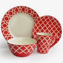 A bold color and a simple design shows fashion forward but also stylish simplicity. This pop of color in the kitchen makes sure that if that plates and ...  sc 1 st  Dr. Dinnerware & Dr. Dinnerware: 10 Dinnerware Sets for College Students