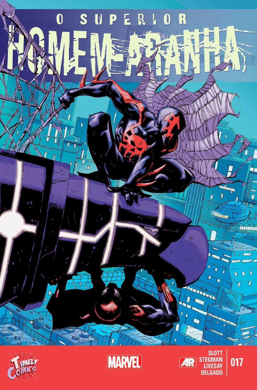 Nova Marvel! O Superior Homem-Aranha #17