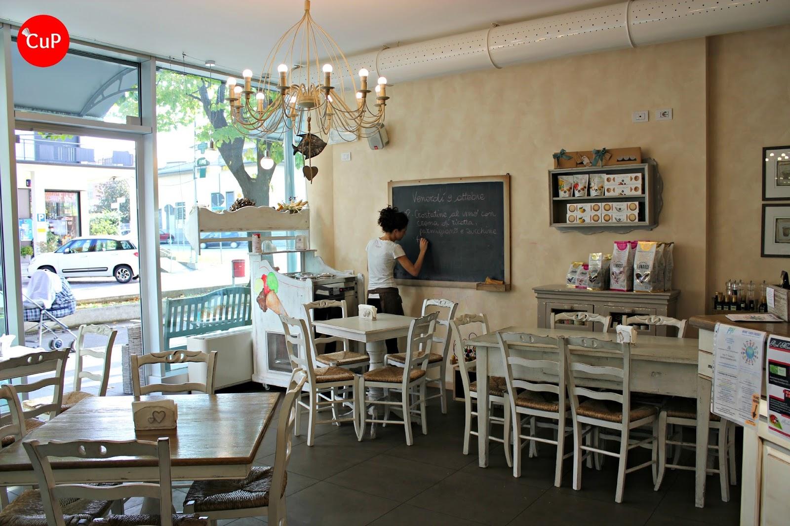 Preferenza Bonheur Cafè - Villa d'Almè (BG) GK44