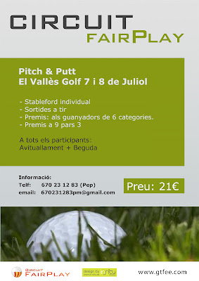 circuit Fair Play en El Valles Golf