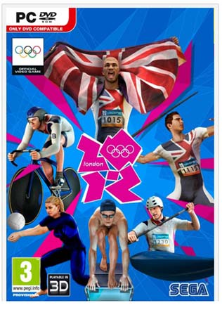 London 2012 - The Official Video Game of the Olympic Games Download for PC