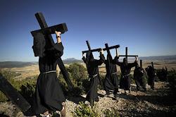 ¡Toma tu cruz y sigue al Señor!