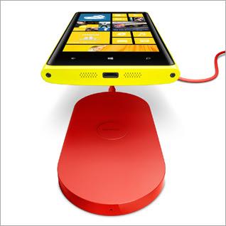 Nokia Lumia 920 - Dengan Fungsi Wireless Charging & Teknologi PureView