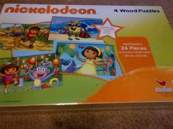 Nickelodeon - Paw Patrol - Giant Puzzle - 46 Pieces - Online Toys ...