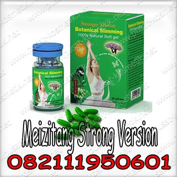 pelangsing,obat pelangsing,meizitang,strong,meizitang botanical