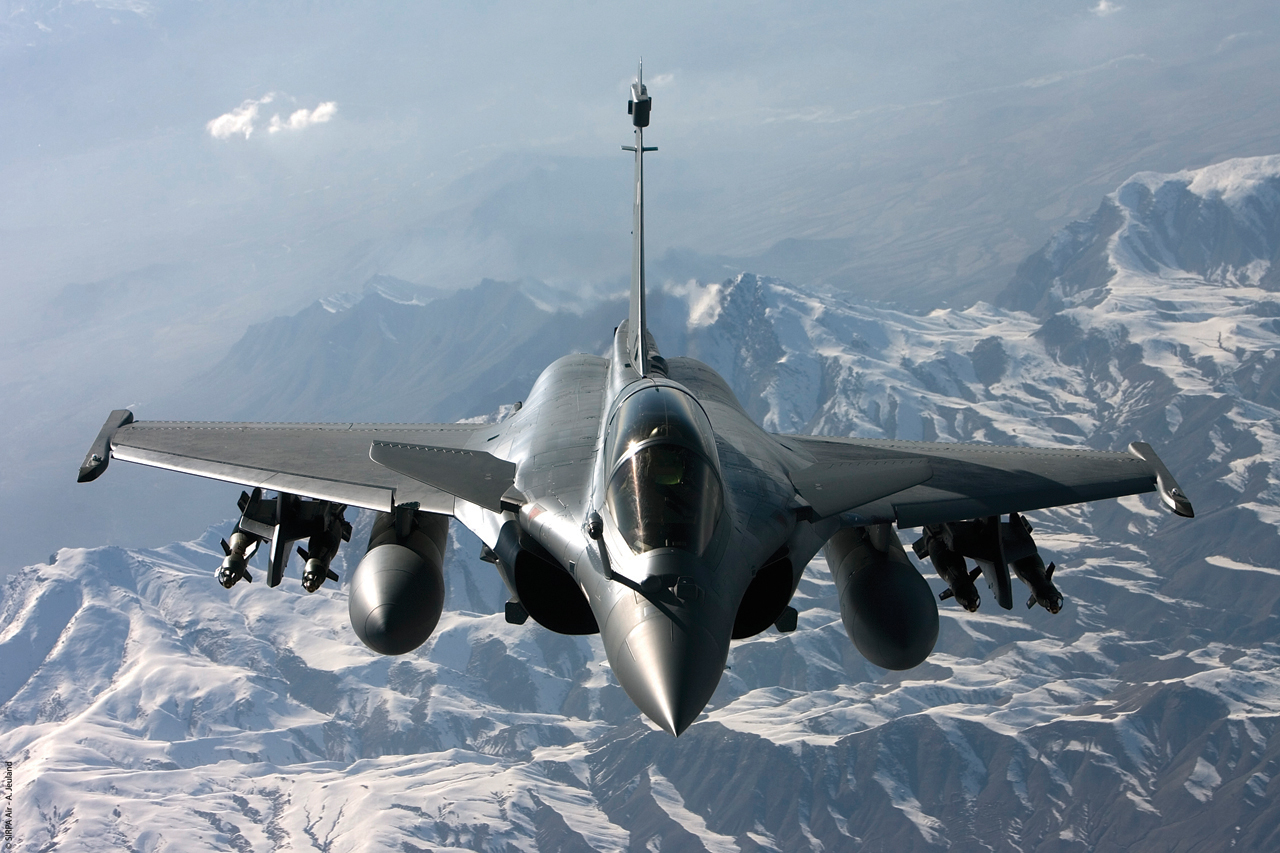 Fuerza Aérea Argentina: Mirage F-1 o Kfir