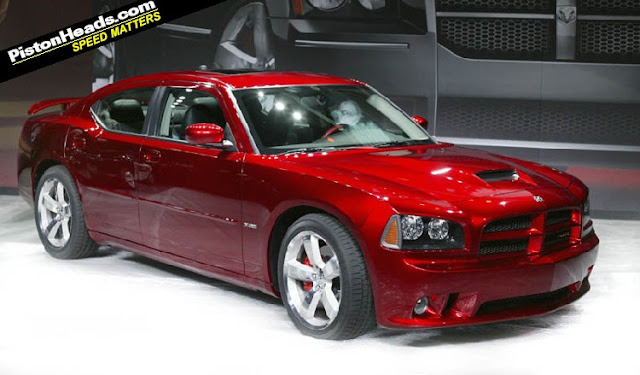 2011 dodge charger srt8 engine