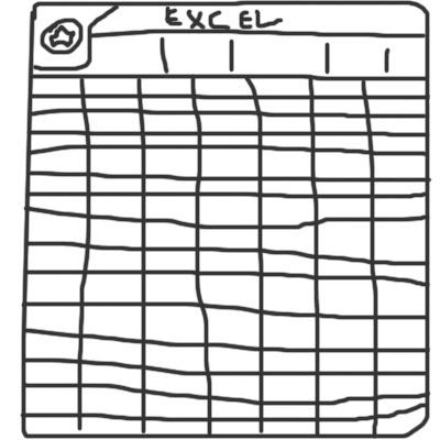 Planilha Excel o que faz o excel