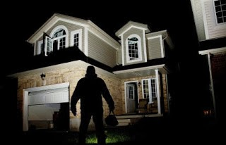 Keytek emergency locksmiths recommend fitting additional security such as lights to your home to deter burglars during darker months