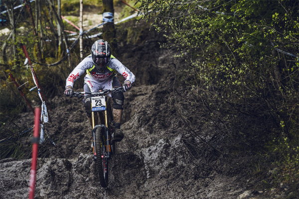 2015 Fort William UCI World Cup Downhill: Race Highlights