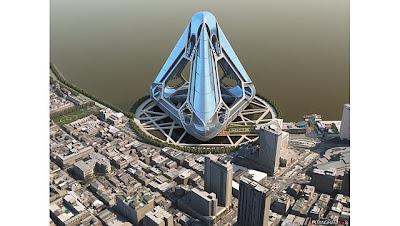 美國 三角錐 諾亞城