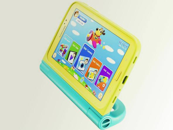 Samsung lança Galaxy Tab 3 para crianças