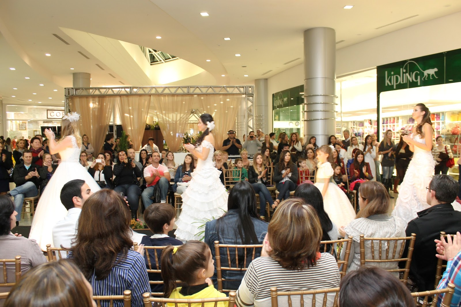 Wedding Week no Balneário Shopping  Cadê Meu Blush?