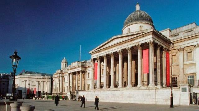 Museus com entrada gratuita em Londres National Gallery