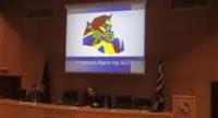 Νίκος Λυγερός: ΑΟΖ, ενέργεια και υγεία, Ηράκλειο 29-3-2013.