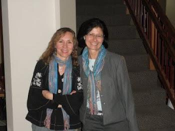 Diane Jarvi and Diane Dettmann